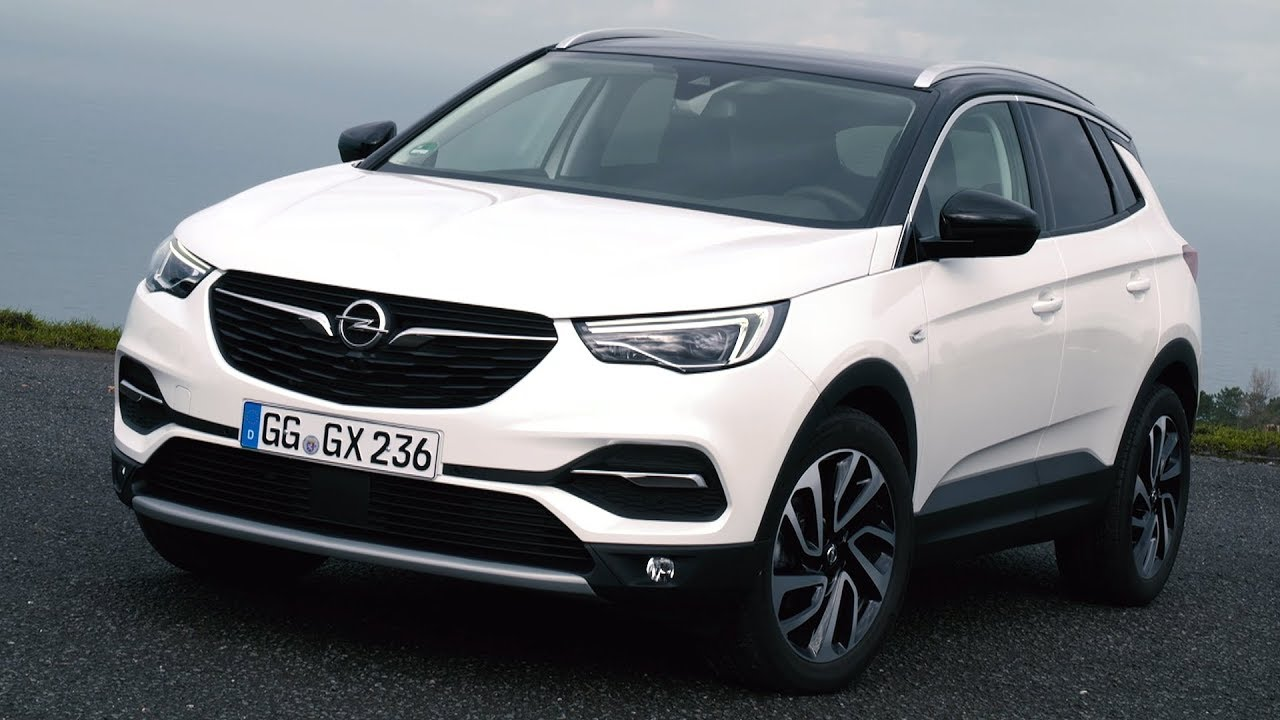 2018 opel grandland x ultimate pearl white youtube. Black Bedroom Furniture Sets. Home Design Ideas