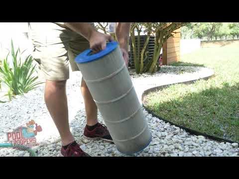 Pool Cartridge Filter Cleaning - Pool Troopers