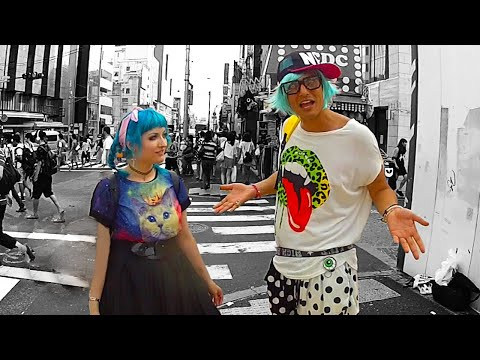 Harajuku Fashion: Takeshita Street Adventure ★ ONLY in JAPAN #13 原宿探検&変身