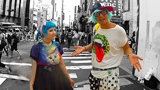 Harajuku Fashion: Takeshita Street Adventure ★ WAO✦RYU! TV ONLY in JAPAN #13 原宿探検&変身