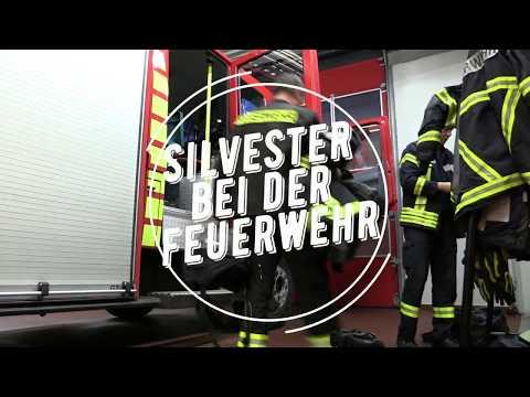 Feuerwehr Halberstadt - Silvester bei der Feuerwehr Teil 1