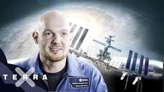 Die neue Mission von Alexander Gerst | Raumfahrt