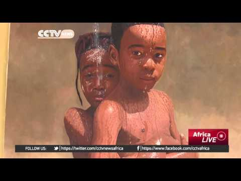 Nigerian wonder artist's work draws international attention