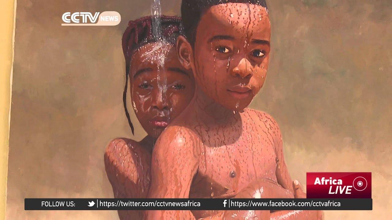 Nigerian wonder artist's work draws international attention