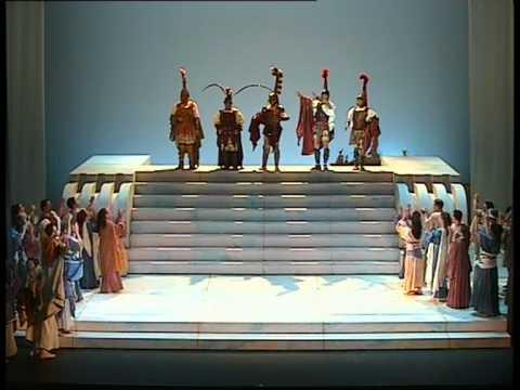 La Belle Hélène d'Offenbach Opéra d'Avignon