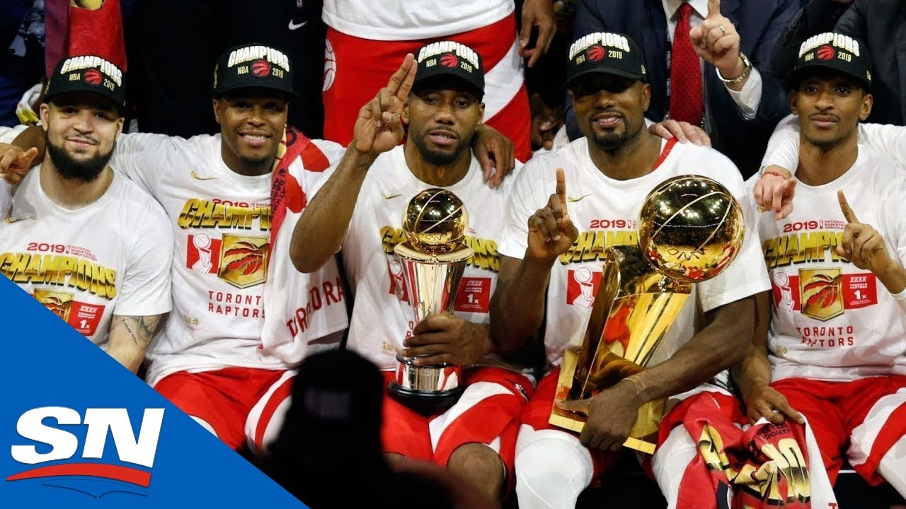 The Toronto Raptors Are NBA Champions!!! | Free Association