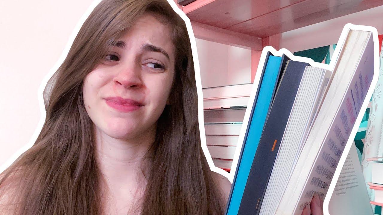 Tag Chatíssimo - Livros que me decepcionaram  e Leituras Ruins