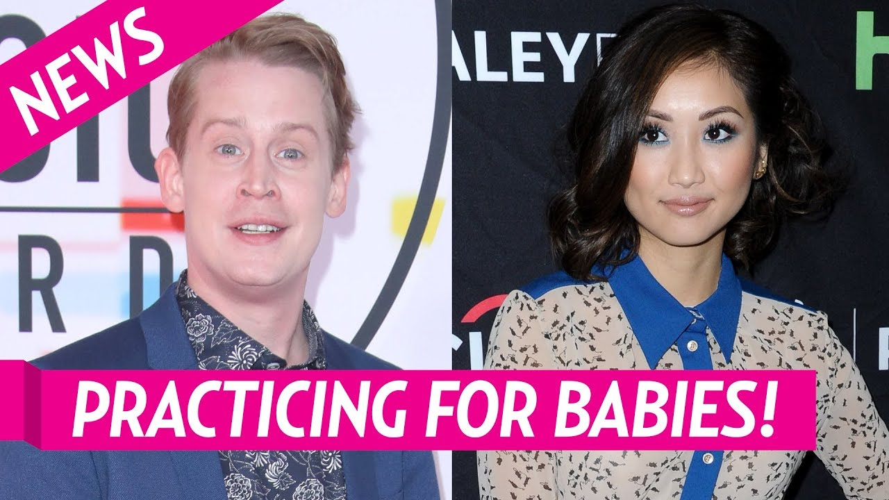 Macaulay Culkin Says He and Brenda Song Are Trying to Start a ...