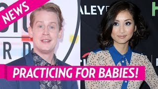 Macaulay Culkin, Brenda Song Are Trying To Start A Family