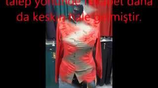 ÖGS ÖZASLANLAR Giyim Sanayisi ve Tekstil Bayan Giyim İmalatı ve Toptan Satış