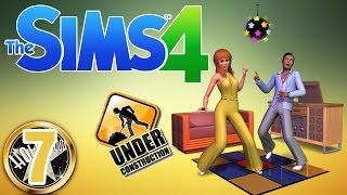 """New Crib!! """"sims 4"""" (hollywood) Ep.7"""