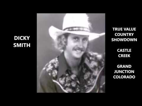 DICKY SMITH, COUNTRY MUSIC MEDLEY.