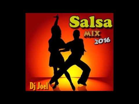 Salsa Mix Diciembre Dj Joel Navideño Musica bailable diciembre 2016