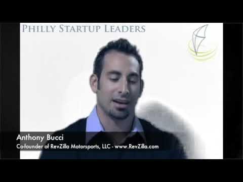 Starter Stories - 08 - Anthony Bucci of RevZilla