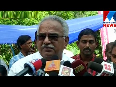 Kanam Rajendran Demands Action Against K Radhakrishnan| Manorama News