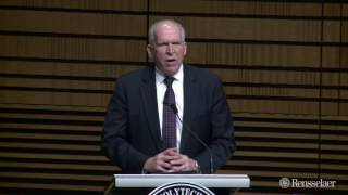 "Conversation: ""Technological Change and National Security"" with CIA Director John O. Brennan"