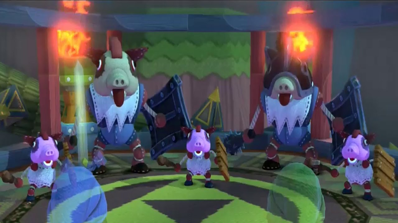Nintendo Land - The Legend of Zelda: Battle Quest (Co-op ...