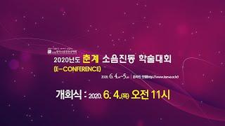 2020년도 춘계 소음진동 학술대회(E-conferen…