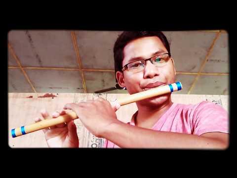 Alayaron tune on flute by Furanjoy Brahma...