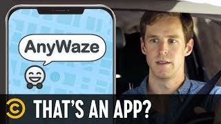 AnyWaze – That's an App?