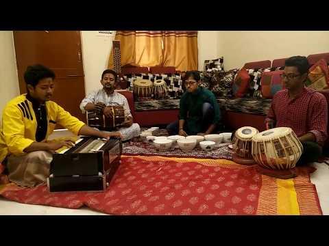 Chunar - ABCD - Jaltarang Harmonium Dholak Tabla