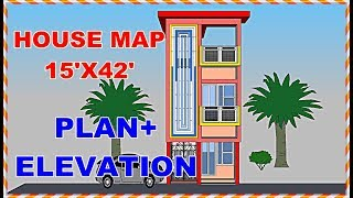 HOUSE MAP 15