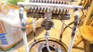 Мощная газовая плита своими руками(Мощная газовая плита своими руками для подсобного хозяйства. Как сделать супер мощную газовую плиту в дома..., 2015-09-16T15:49:20.000Z)