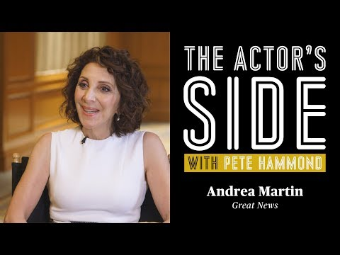 The Actor's Side - Andrea Martin