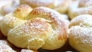 Пышные кукурузные булочки Как у бабушки