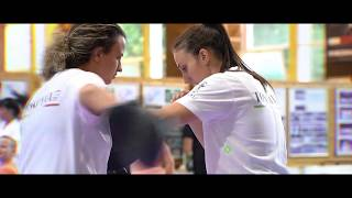 The 12th World Karate Championship Ivanka Deleva Bulgaria No.37 第1...
