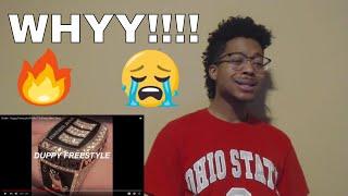 Drake - Duppy Freestyle (Pusha T & Kanye West Diss) (REACTION)