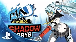 Persona 4 Arena Ultimax: Shadow Labrys Trailer | PS3