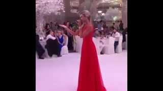 клип Свадьба Ксении Бородиной и Курбана Омарова