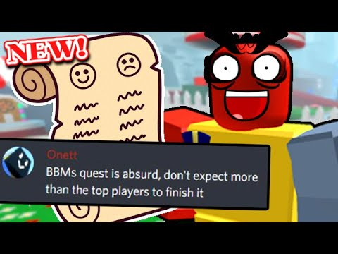 *NEW* B.B.M NAUGHTY LIST REVEALED (Onett is planning madness)   Roblox Bee Swarm