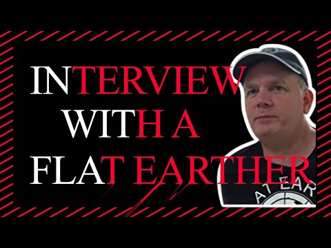 Interview With A Flat Earther - Team Skeptic with Mark Sargent - FEIC 2019 thumbnail