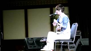 SUNGHA JUNG LIVE IN INDONESIA 2012
