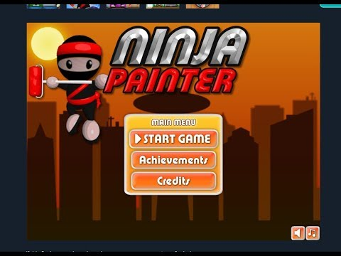 Ninja Painter Music – The Rising Sun – 5 minutes - YouTube  Ninja Painter M...