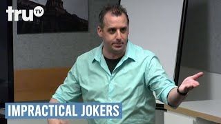 Impractical Jokers: Don't Be Scared, Be Secured | truTV