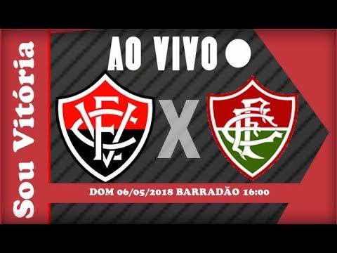Assistir Vitória x Fluminense Campeonato Brasileiro ao vivo Narração, Campo Virtual E estatísticas