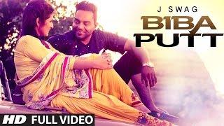 Biba Putt Full Video | J Swag, T-Urban, Heart Beat | Latest Punjabi Song 2016 | T-Series Apnapunjab