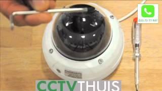 150729 afstellen camera cctv thuis