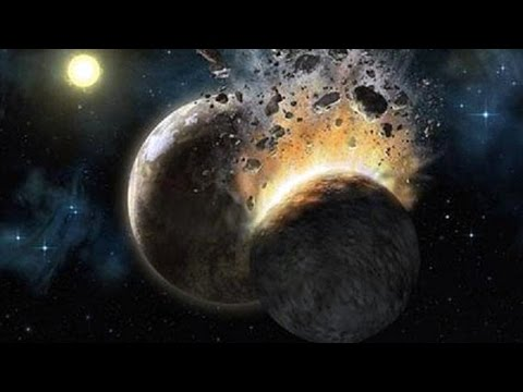 Scientists Discover That Earth Is Actually Two Planets Fused Together