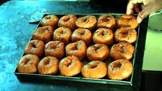 BADHUSHA  | INDIAN SWEETS | STREET FOOD | HYDERABAD STREET FOOD