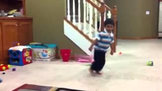 Arjun Dance