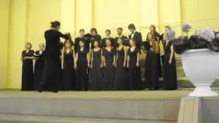 Cantus Chamber Choir - Por El Mar