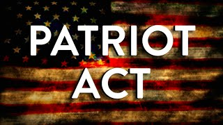 Patriot Act: Security vs Liberty