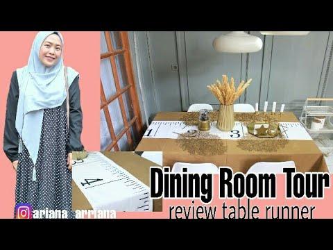 #rumahminimalis #ruangmakan dining room tour rumah