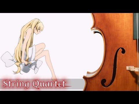 Kekkai Sensen ED - String Quartet | 血界戦線 ED