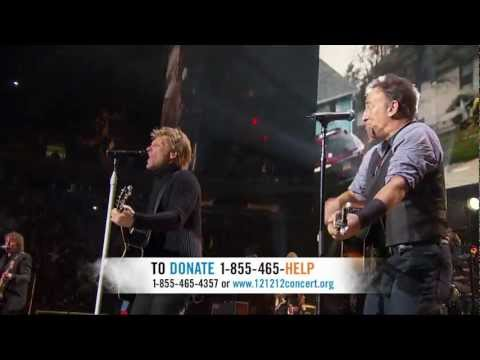 "Bruce Springsteen & Bon Jovi: ""Who Says You Can't Go Home"""