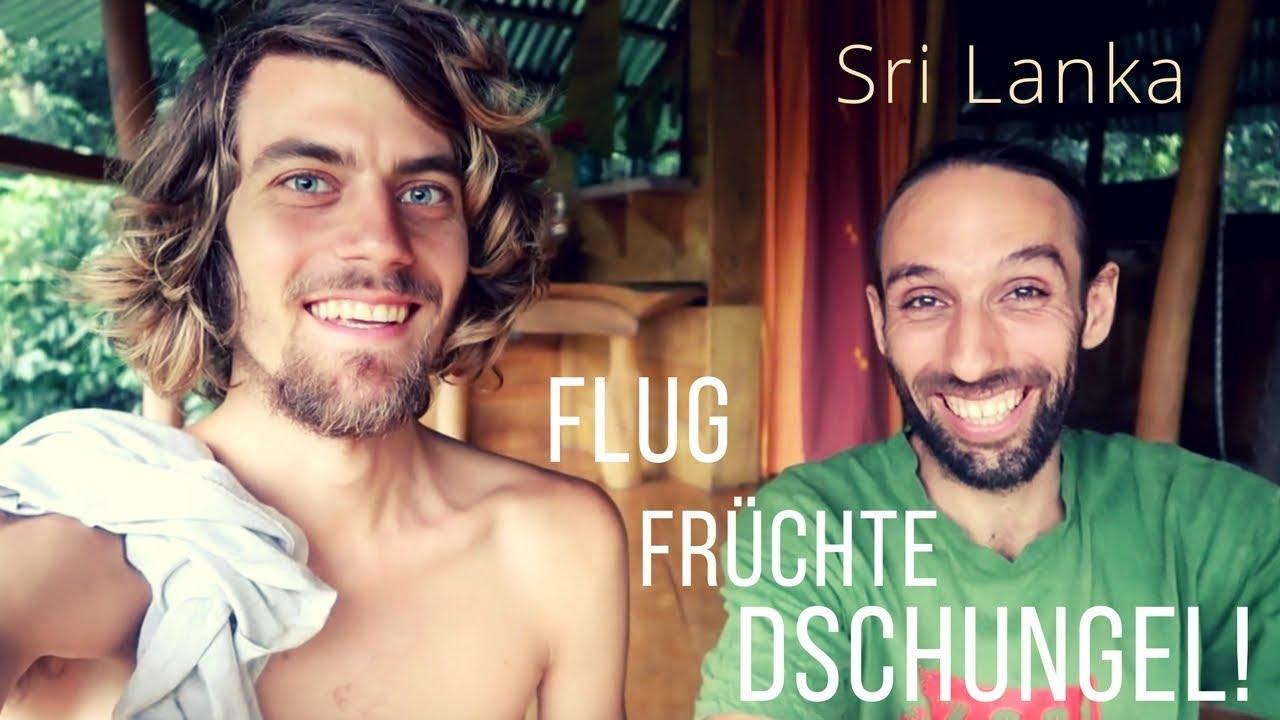 Sri Lanka - Anreise, Dschungel, Früchte, Moskitos... Winter Retreat | Im Gespräch mit Benjamin
